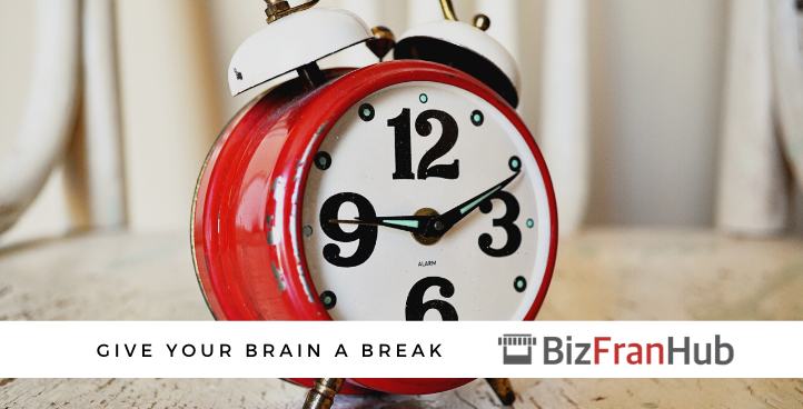 4 Strategies to Give Your Brain a Break